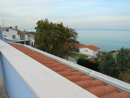 Brand new, attic apartment with 15sqm sea view terrace and garage.