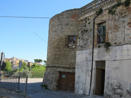 300 year old tower from the original town walls with open views and 1 bed 1