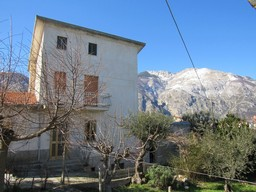 SUSPENDED Amazing mountain views from this stone, habitable, 3 bedroom, farm house and olive grove.