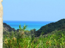 Building land for a Villa of 150sqm with sea view1